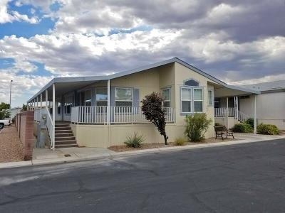 Mobile Home at 8122 W. Flamingo Rd. Las Vegas, NV 89147