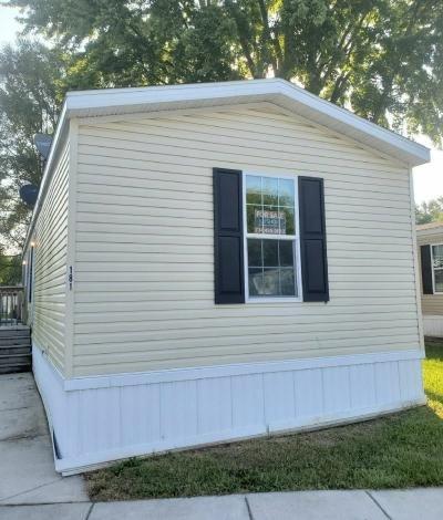 Mobile Home at 51074 Mott Rd. Lot #181 Canton, MI 48188