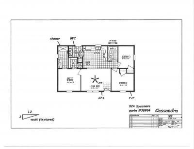Mobile Home at 24 Sycamore Drive Frederica, DE 19946