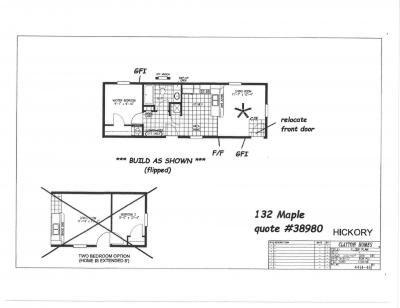 Mobile Home at 132 Maple Drive Frederica, DE 19946