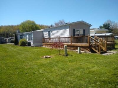 Mobile Home at 17 Wilpark Drive Akron, OH 44312