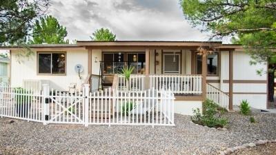 Mobile Home at 2050 Az-89A, Lot #134 Cottonwood, AZ 86326