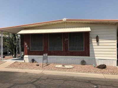 Mobile Home at 2401 W Southern Ave #463 Tempe, AZ 85282