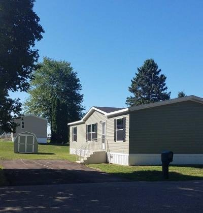 Mobile Home at 25305 Macarthur Dr. Mattawan, MI 49071