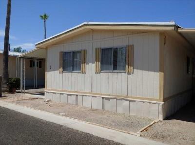 Mobile Home at 4001 E Blacklidge Dr Space #3 Tucson, AZ 85712