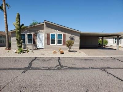 Mobile Home at 3301 S. Goldfield Rd. #2060 Apache Junction, AZ 85119