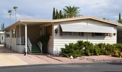 Mobile Home at 2121 S. Pantano Rd #203 Tucson, AZ 85710