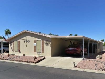 Mobile Home at 3700 S Ironwood Dr., Lot #29 Apache Junction, AZ 85120