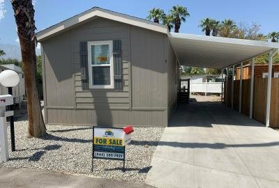 Mobile Home at 5 Sand Creek Cathedral City, CA 92234