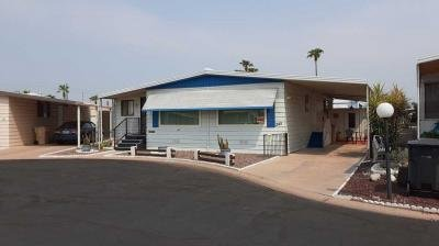 Mobile Home at 8780 E. Mckellips  Rd.   Space 245 Scottsdale, AZ 85257