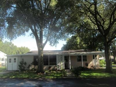 Mobile Home at 11019 Palamino Drive Dade City, FL 33525