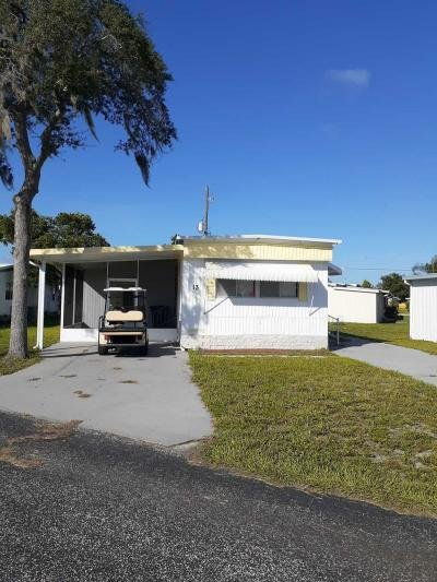 Mobile Home at 13 Ann Way Winter Haven, FL 33880