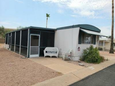 Mobile Home at 9421 E. Main St. Mesa, AZ 85207