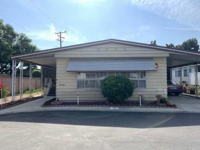 Mobile Home at 11250 Beach Blvd #28 Stanton, CA 90680