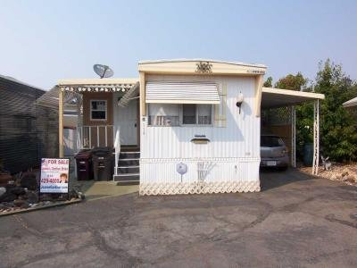 Mobile Home at 1200 W. Winton Ave., Space 116 Hayward, CA 94545