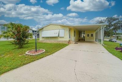 Mobile Home at 2219 Abbottwoods Lane Orange City, FL 32763