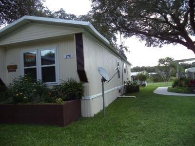 Mobile Home at 170 Palisades Drive Davenport, FL 33837