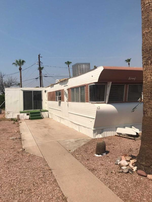 1958  Mobile Home For Sale