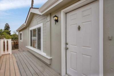 Mobile Home at 195 Blossom Hill Rd. #141 San Jose, CA 95123