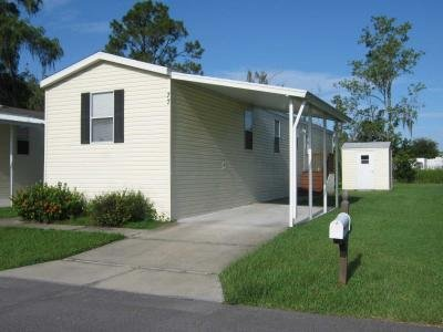 Mobile Home at 77 Pickering Kissimmee, FL 34746