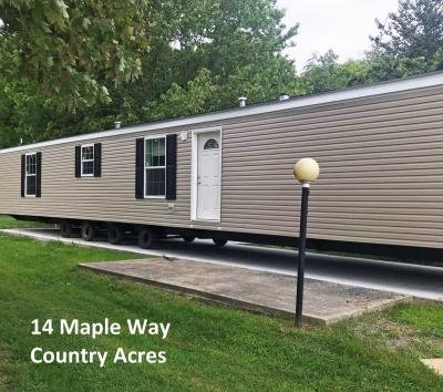 Mobile Home at 14 Maple Way Valley Falls, NY 12185
