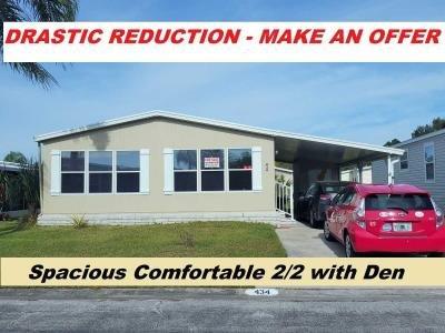 Mobile Home at 8775 20th Street #434 Vero Beach, FL 32966