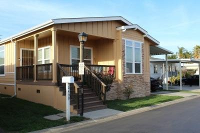 Mobile Home at 2409 Bridwell Hayward, CA 94545
