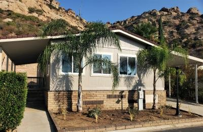 Mobile Home at 24303 Woolsey Canyon Rd.  #99 West Hills, CA 91304