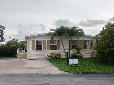Mobile Home at 4324 71St Place N # 1321 Riviera Beach, FL 33404
