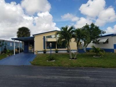 Mobile Home at 4123 74Th Street N # 468 Riviera Beach, FL 33404