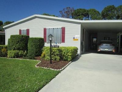 Mobile Home at 2600 Kelly Drive Sebastian, FL 32958