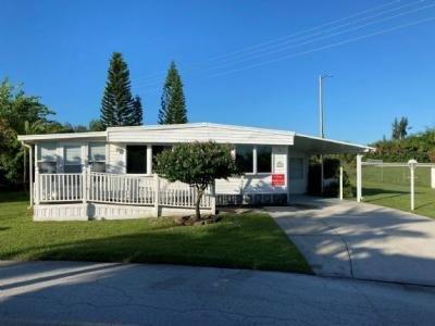 Mobile Home at 56 South Harbor Dr Vero Beach, FL 32960
