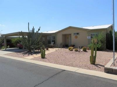 Mobile Home at 3700 S. Ironwood Dr., #187 Apache Junction, AZ 85120