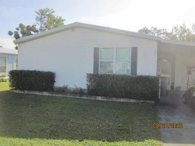 Mobile Home at 1455 90Th Avenue Lot 180 Vero Beach, FL 32966