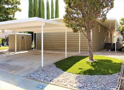 Mobile Home at 1120 Pepper Dr #161 El Cajon, CA 92021