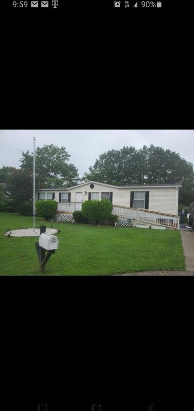Mobile Home at 1219 Tim Tam Run Virginia Beach, VA 23454