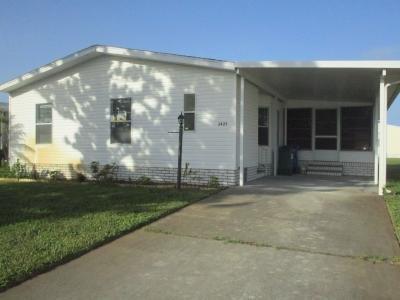 Mobile Home at 3425 Heatherway Lane Sebastian, FL 32958