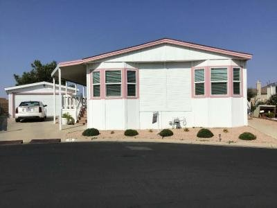 Mobile Home at 5200 Entrar Drive #13 Palmdale, CA 93551