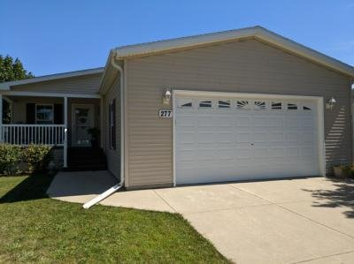 Mobile Home at 19900 128Th Street Lot 277 Bristol, WI 53104