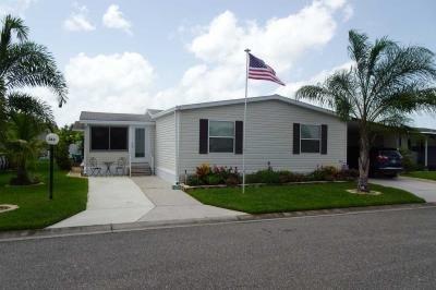 Mobile Home at 5707 45Th Street East Unit # 260 Bradenton, FL 34203