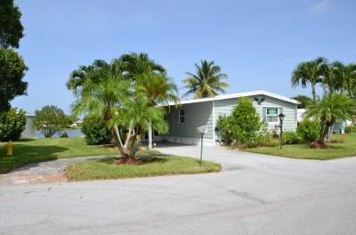 Mobile Home at 406 Ne Jade Circle Jensen Beach, FL 34957