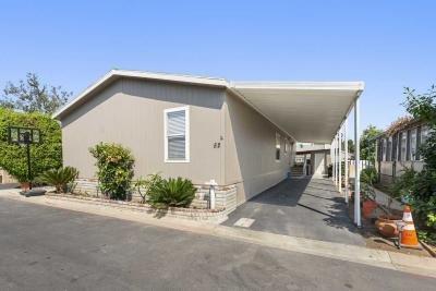 Mobile Home at 5815 E La Palma #52 Anaheim, CA 92807