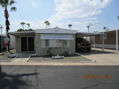 Mobile Home at 303 S. Recker Rd Main/broadway Mesa, AZ 85206