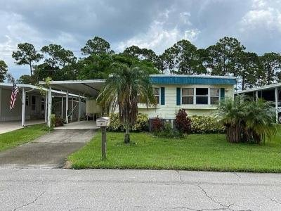 Mobile Home at 24 Mediterranean East Port Saint Lucie, FL 34952
