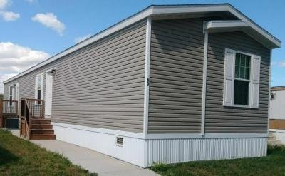 Mobile Home at 41275 Old Michigan Ave. #60 Canton, MI 48188