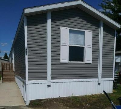 Mobile Home at 41275 Old Michigan Ave. #1205 Canton, MI 48188