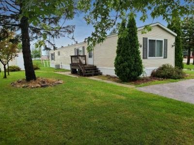 Mobile Home at 76 Mockingbird Lake North Fond Du Lac, WI 54937