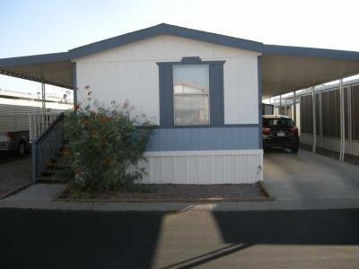 Mobile Home at 8401 S. Kolb Rd #180 Tucson, AZ 85756