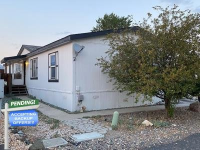 Mobile Home at 200 James Ct #69 Carson City, NV 89706