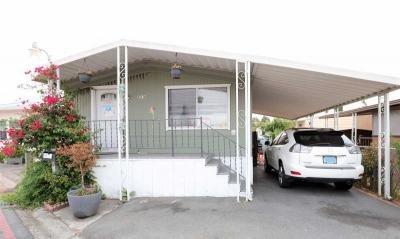 Mobile Home at 411 Lewis Road, #318 San Jose, CA 95111
